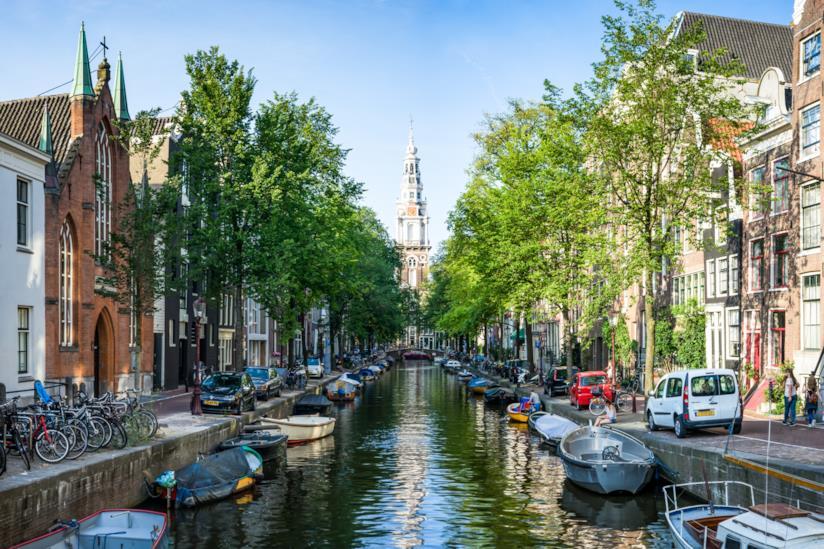 Copertina frasi per Amsterdam