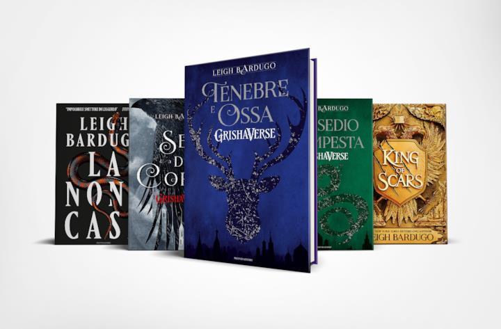 Leigh Bardugo libri