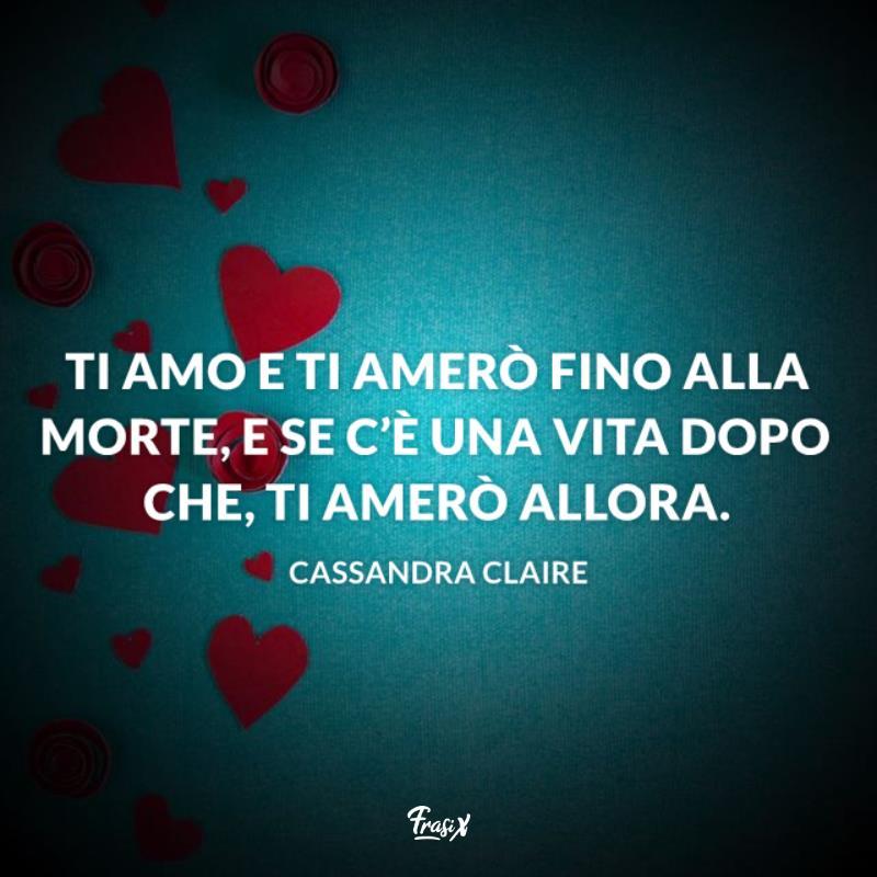 Immagine con testo claire per immagini san valentino amore mio