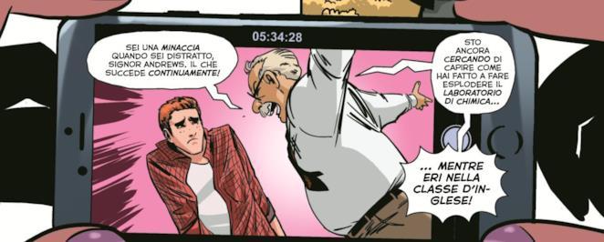 Archie è una minaccia quando è distratto