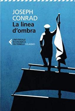 La linea d'ombra (copertina flessibile)