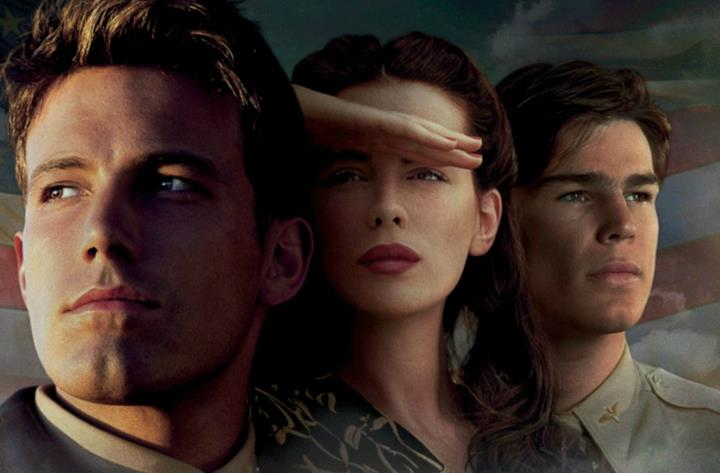 Pearl Harbor, poster del film