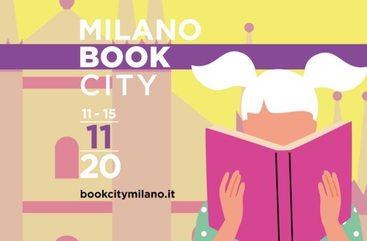 La copertina di Bookcity Milano