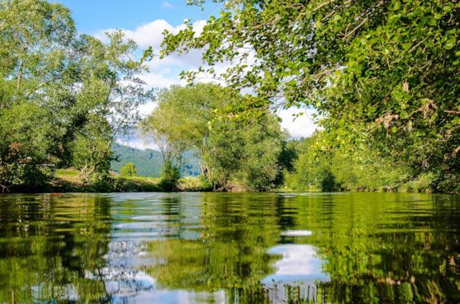 Copertina frasi e aforismi sul lago