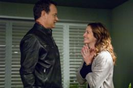 Tom Hanks e Julia Roberts in L'amore all'improvviso
