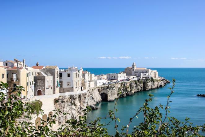 Copertina frasi celebri sulla Puglia