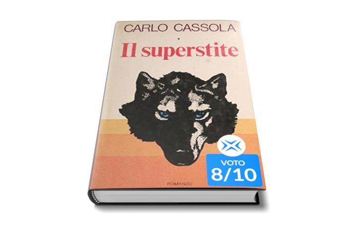 Cover de Il superstite di Carlo Cassola