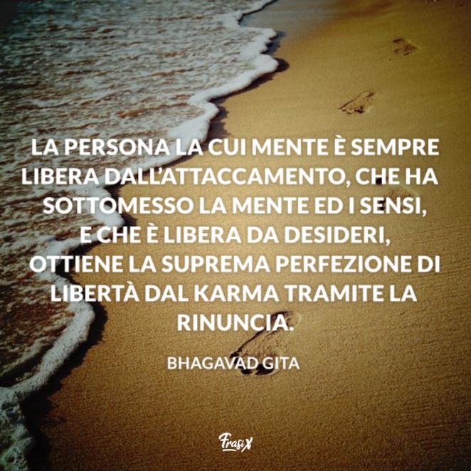 Frasi Celebri Karma.Frasi Sul Karma Le Piu Significative