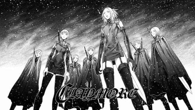Claymore protagoniste