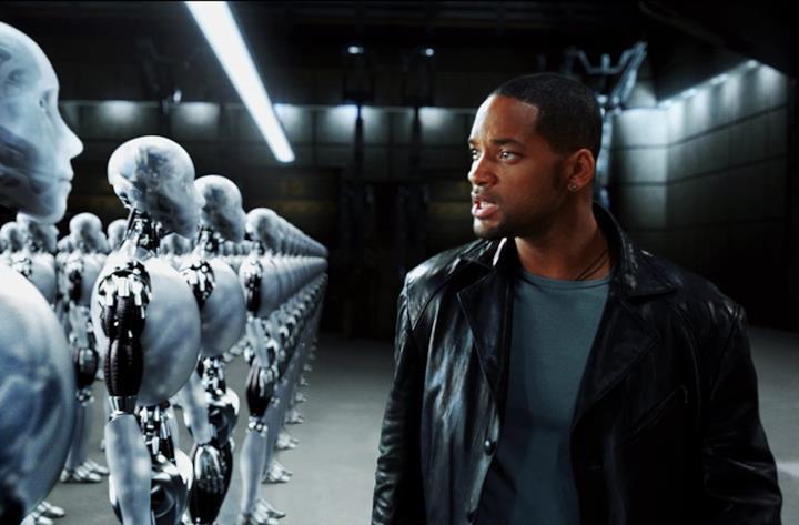 Le frasi migliori del film Io, robot