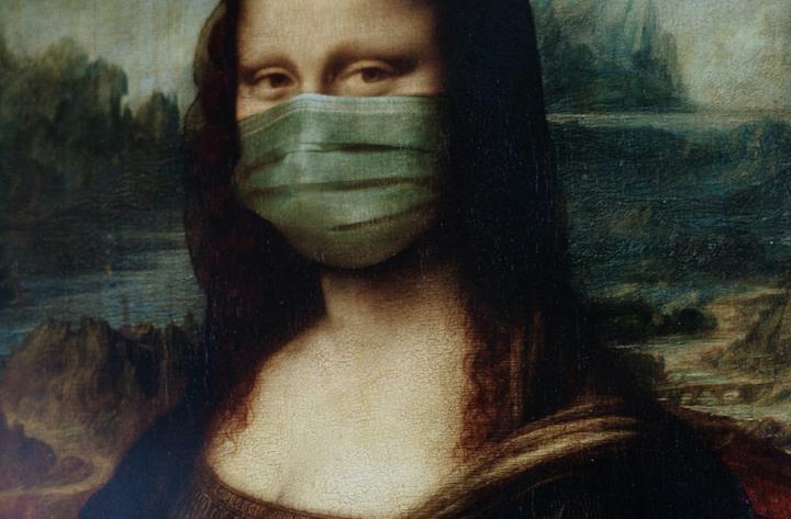 Copertina immagini divertenti quarantena