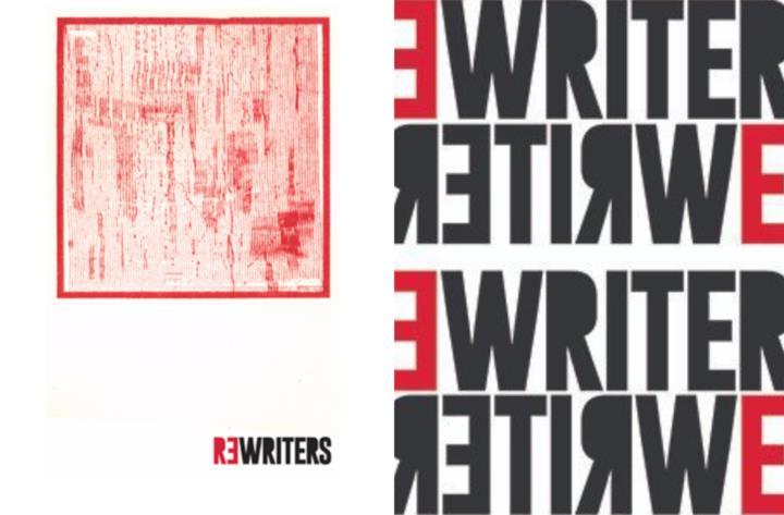 ReWriters la copertina