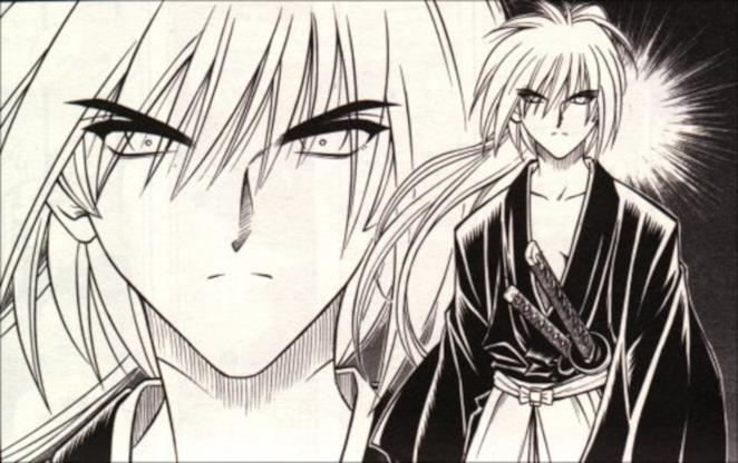 Kenshin Battosai