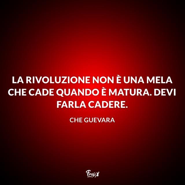 Aforismi Che Guevara