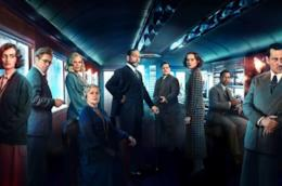 Assassinio sull'Orient Express, la copertina del film