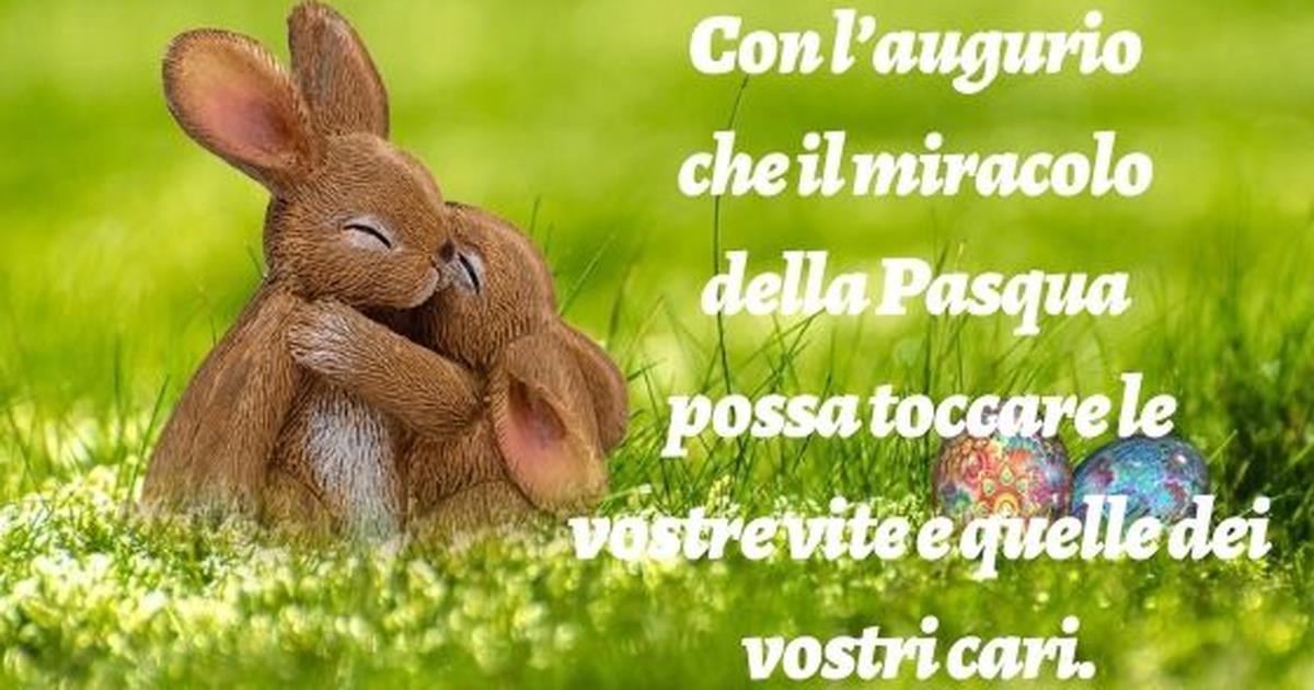 50 Frasi Di Buona Pasqua Con Immagini Gratis