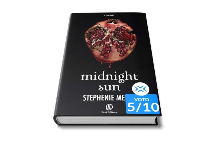 Midnight Sun, il nuovo romanzo di Stephenie Meyer
