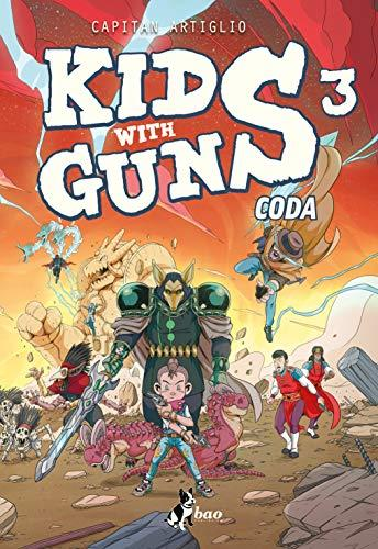 Kids with guns - Volume 3
