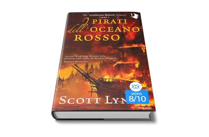 I pirati dell'oceano rosso, il secondo capitolo della saga dei Bastardi Galantuomini