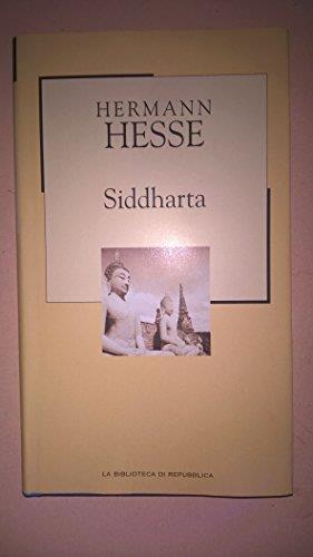 Siddharta (copertina rigida)