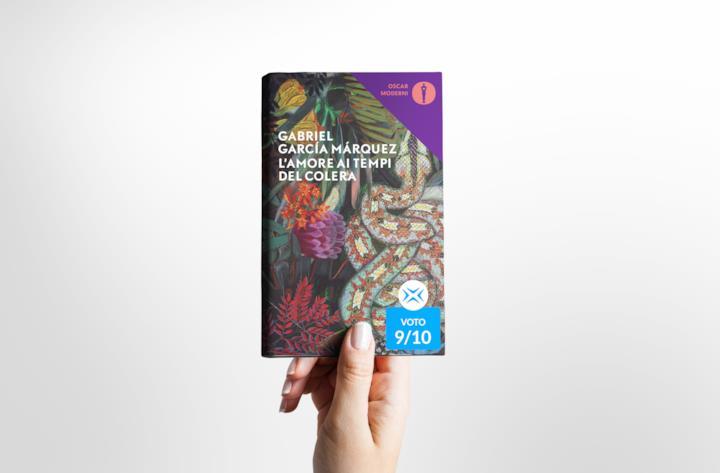La recensione de L'amore ai tempi del colera di Gabriel García Márquez