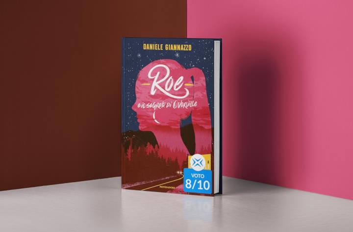 Roe e il segreto di Overville copertina