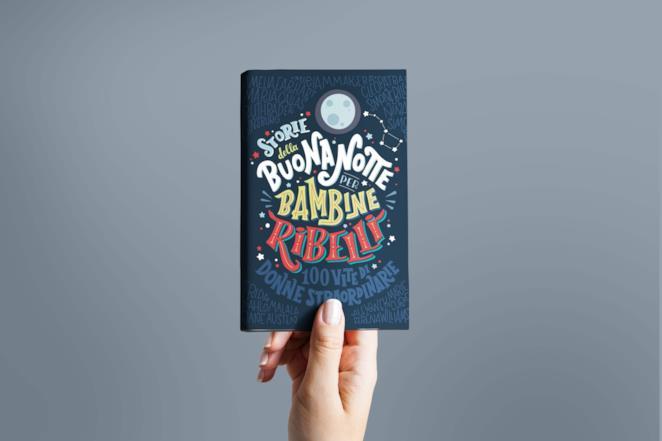 Libri di fiabe da leggere ai bambini: Storie della buonanotte per bambine ribelli.