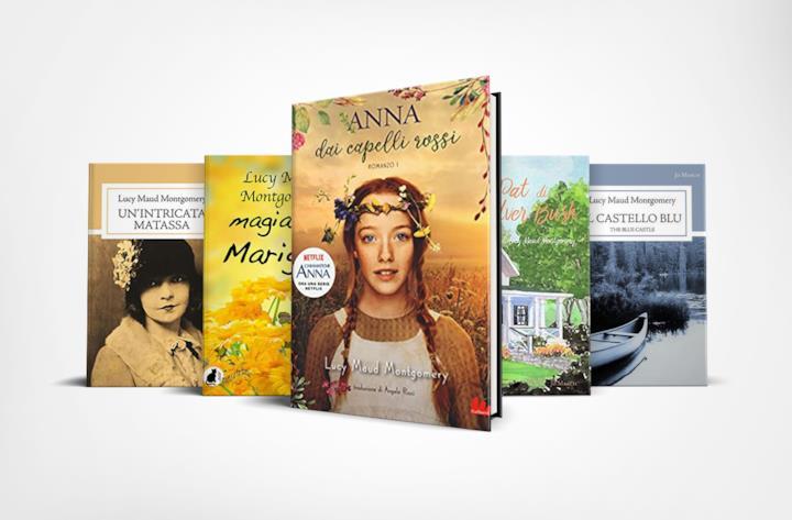 I libri di Lucy Maud Montgomery