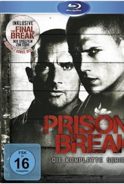 Prison Break - Complete Box