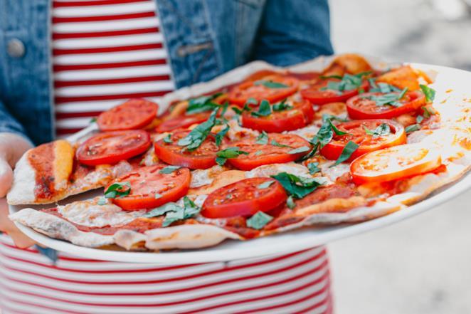 Copertina frasi aforismi sulla pizza