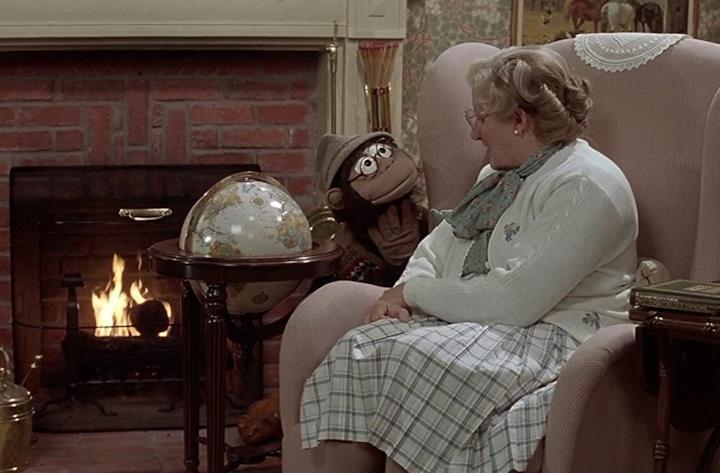 Le frasi migliori del film Mrs. Doubtfire - Mammo per sempre