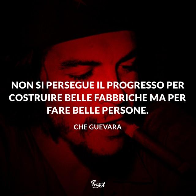 Le Frasi Di Che Guevara Piu Rivoluzionarie E Significativie