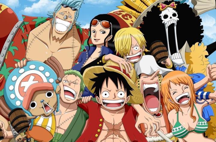 One Piece pirati di Cappello di Paglia