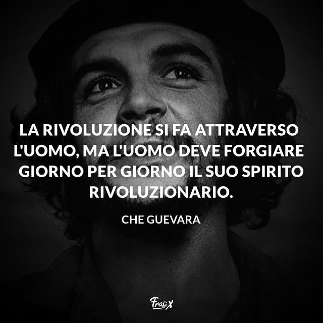 Frasi e aforismi di Che Guevara