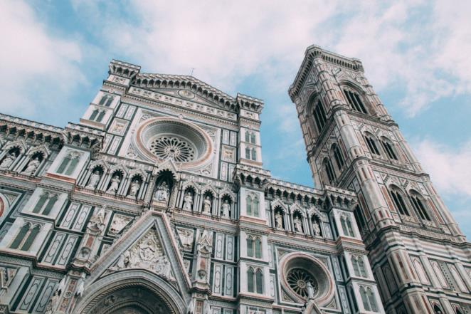 Copertina per frasi su Firenze belle