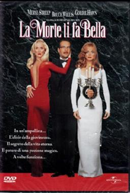 La morte ti fa bella (dvd)