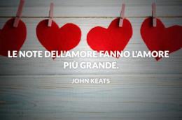 Le frasi d'amore più belle di autori famosi e anonimi da dedicare a chi ami
