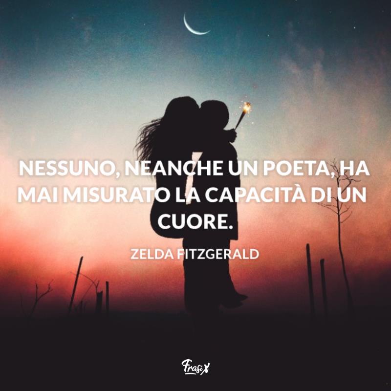 Immagine con frase zelda per san valentino immagini baci