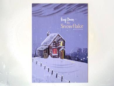The Snowflake Advent Calendar