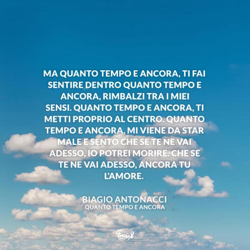 Immagine con citazione antonacci per frasi canzoni italiane