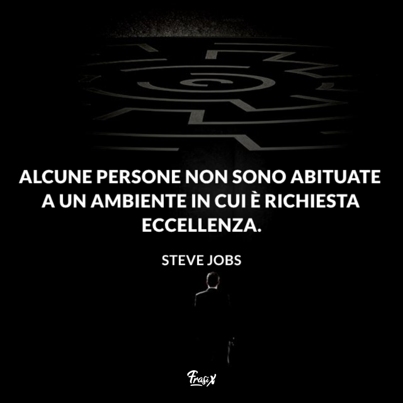 Le Frasi Di Steve Jobs Piu Significative Da Condividere