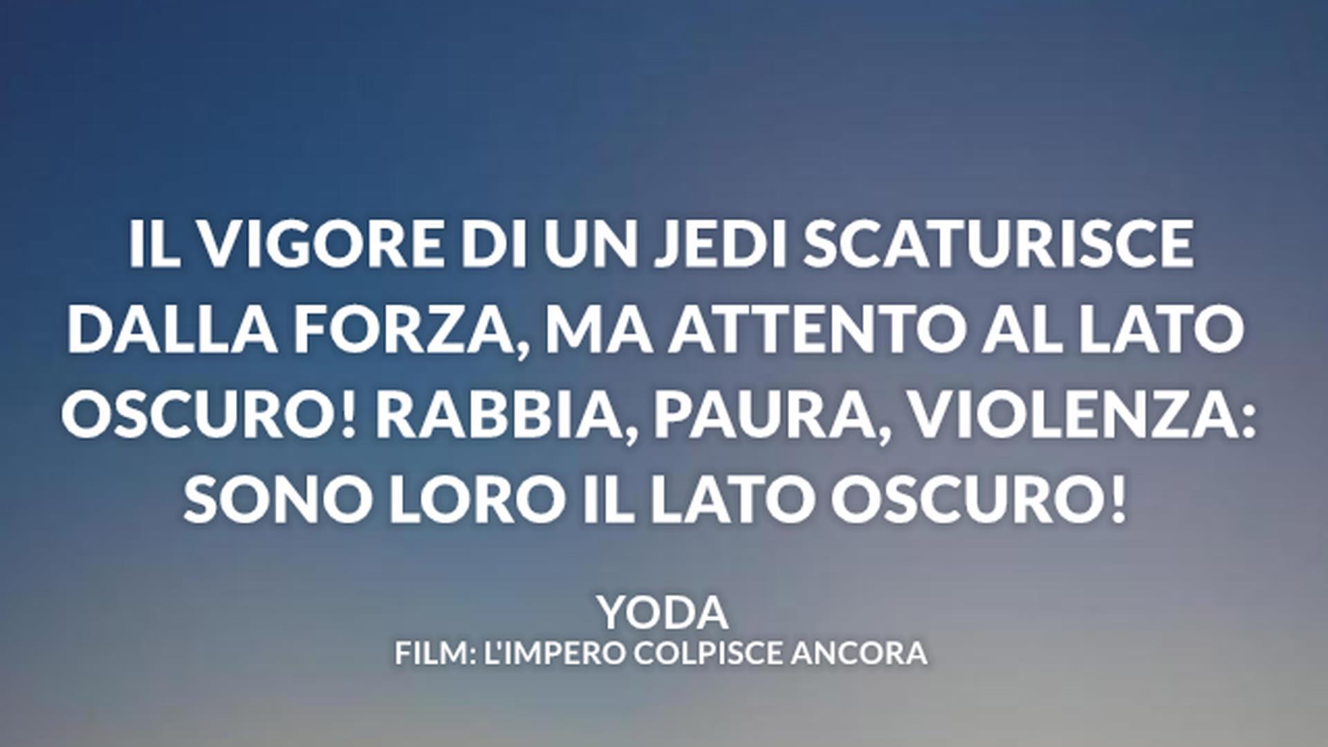 Le Frasi Celebri Del Maestro Yoda Piu Belle E Sagge Di Star Wars