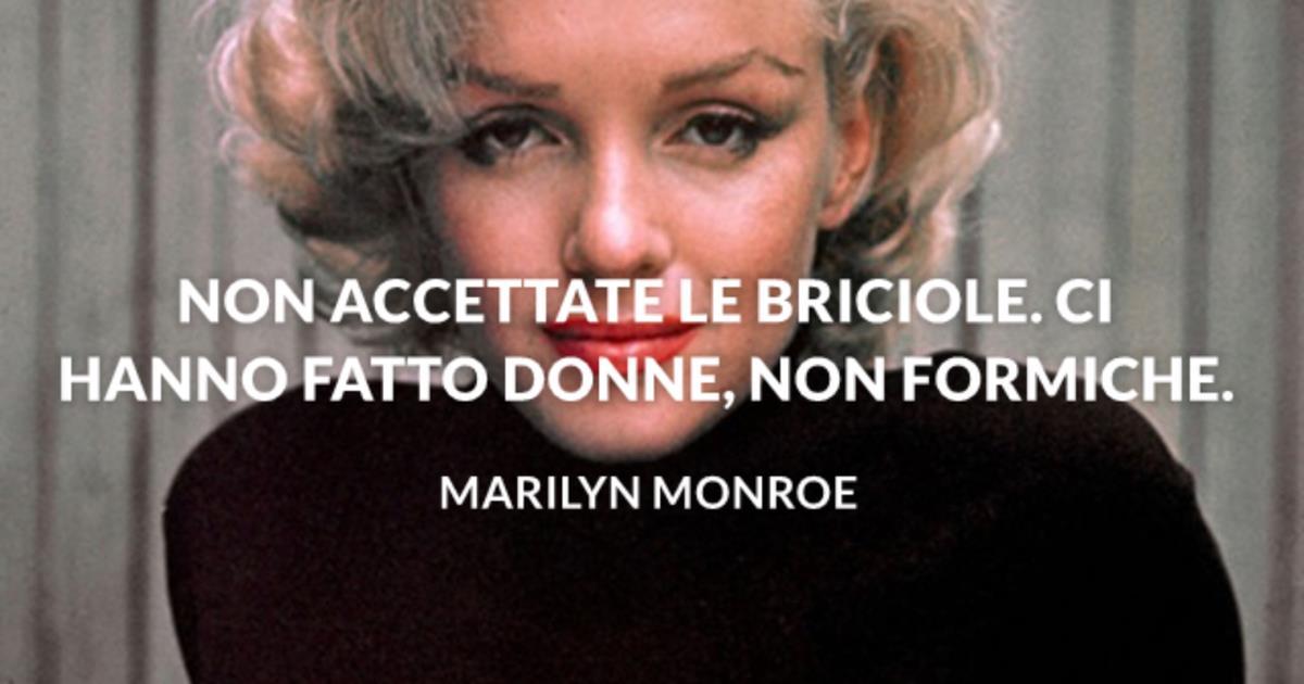 Frasi Sulle Donne Famose Pronunciate Dalle Icone Femminili