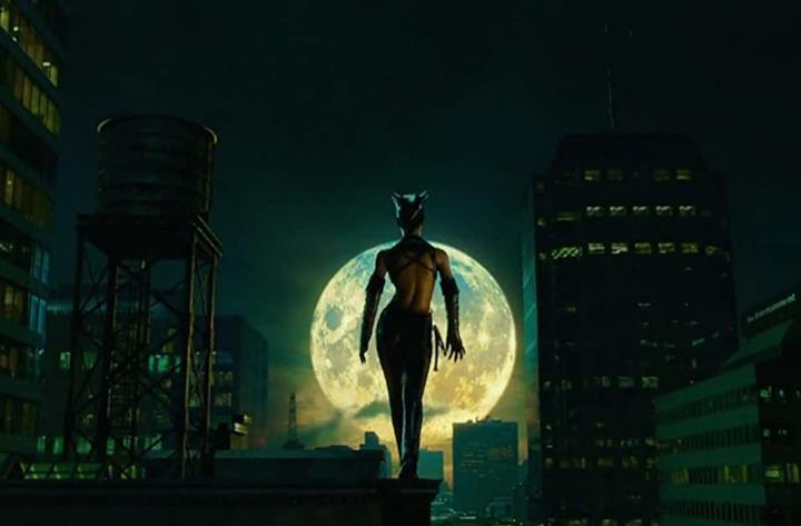 Copertina Catwoman frasi