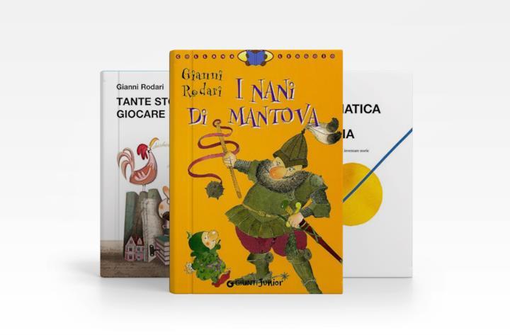 I libri di Gianni Rodari