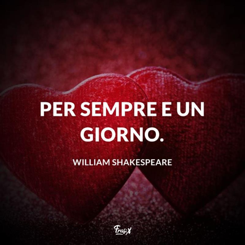 Immagine con testo shakespeare per immagini san valentino belle
