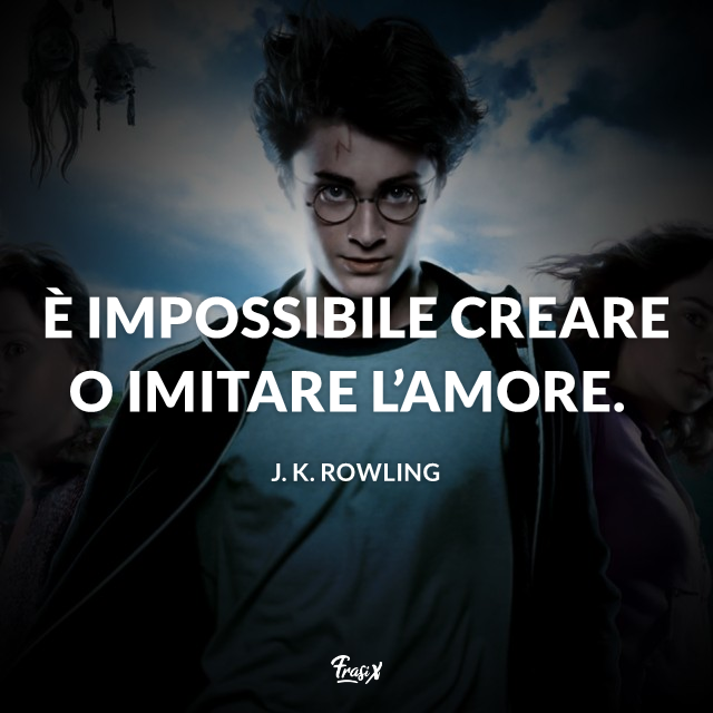 Harry Potter Citazioni Frasi E Immagini Tratte Dai Romanzi