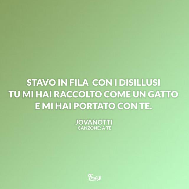 Le Frasi Celebri Di Jovanotti Tratte Dalle 10 Canzoni Piu Belle