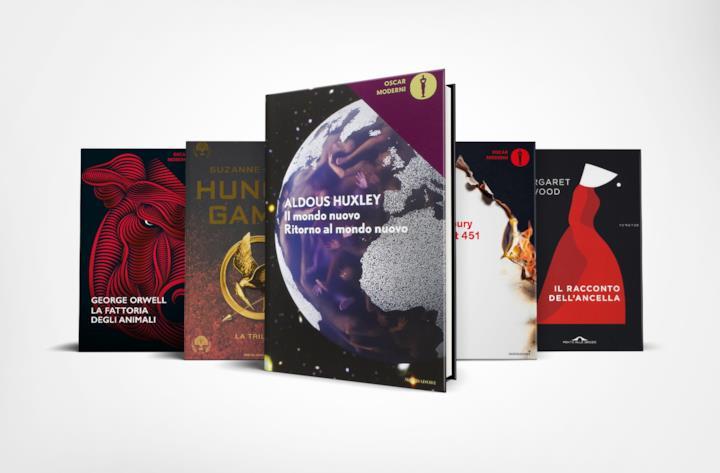Libri distopici da leggere