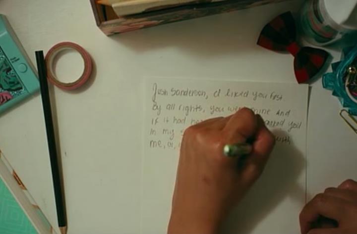 Le frasi più belle del film Tutte le volte che ho scritto ti amo